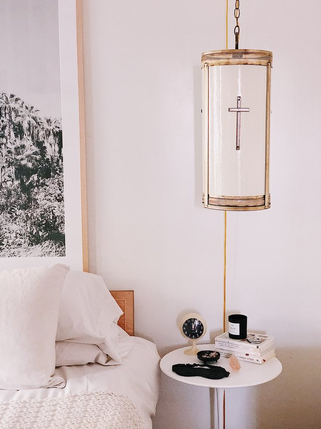 SF Girl by Bay Victoria Smith bedroom nightstand