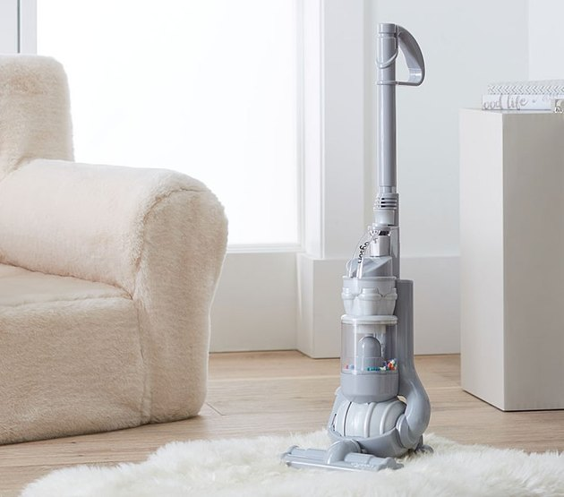 Dyson Toy Vacuum in Gray,