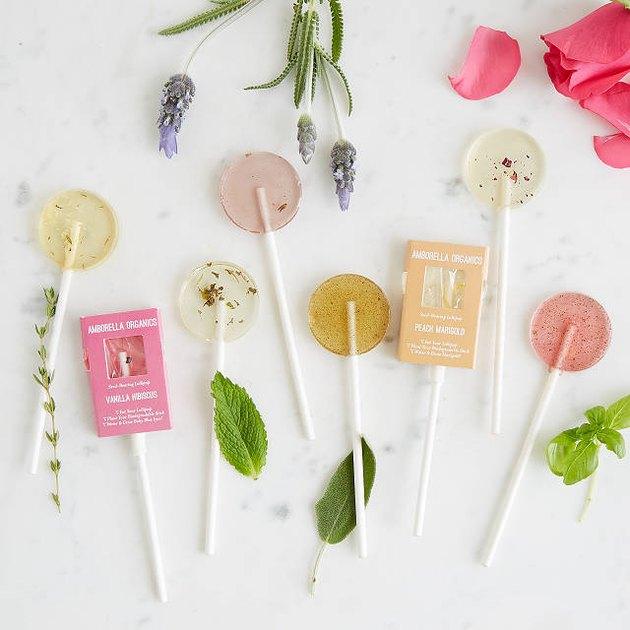 Amborella Organics Blooming Lollipops