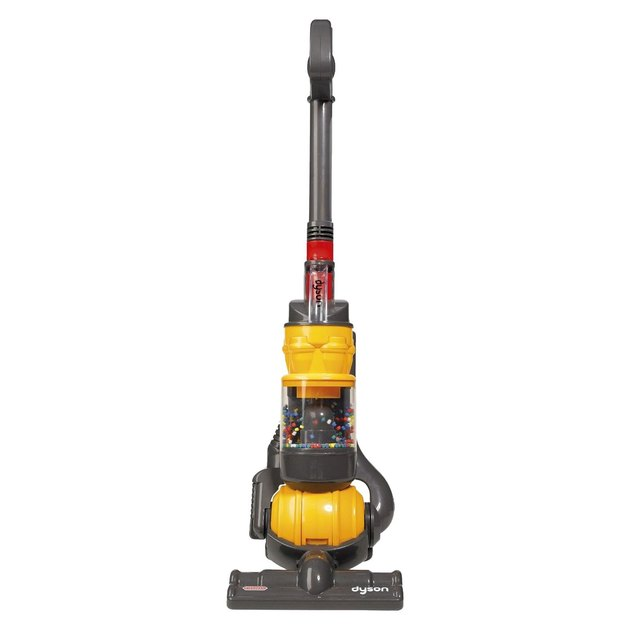 Casdon Dyson Ball Toy Vacuum in Yellow