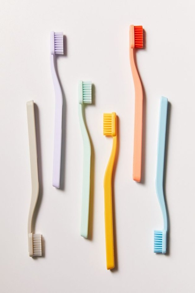 Hay Tan Toothbrush