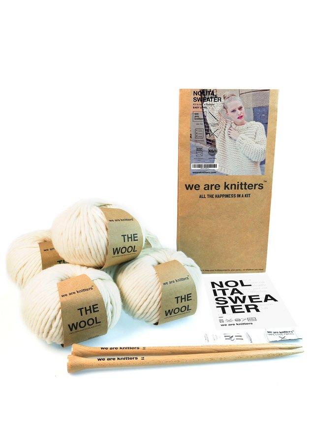 We Are Knitters Nolita Sweater Kit