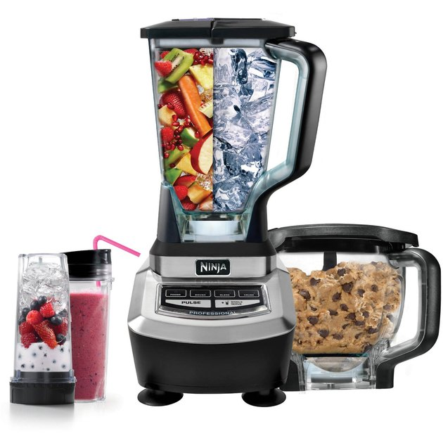 Ninja Supra blender and food processor