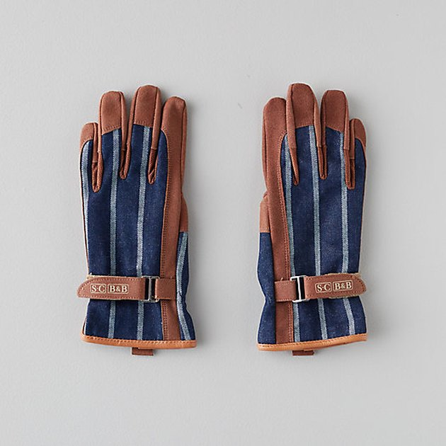 Terrain Leather Trimmed Everyday Garden Gloves
