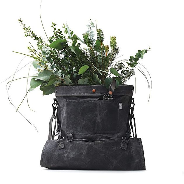 Barebones Living Waxed Canvas Gathering and Harvesting Bag