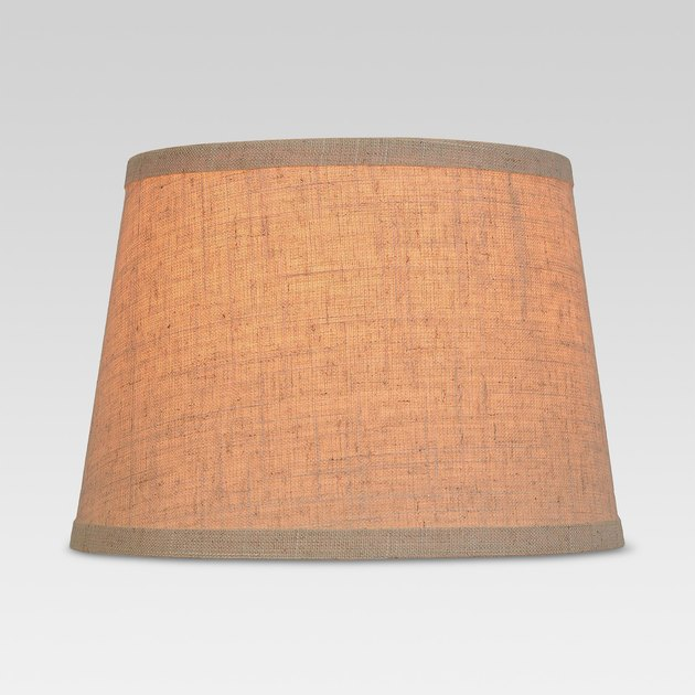 Threshold Textured Trim Lamp Shade, $9.99