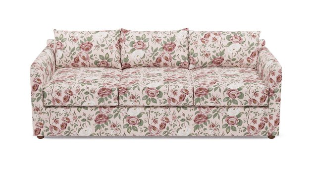 chintz the inside couch