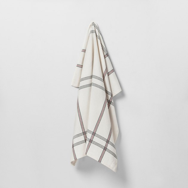 Hearth & Hand Striped Kitchen Towel, $3.99