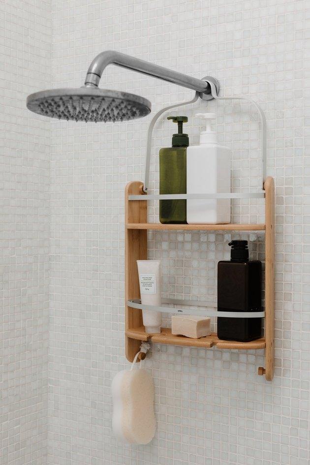 Bamboo Shower Caddy