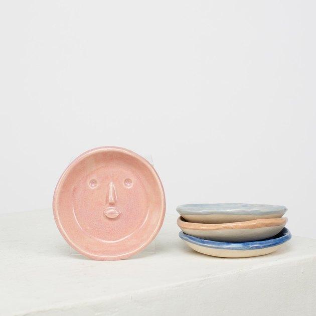 Rami Kim Picasso Face Dish, $45