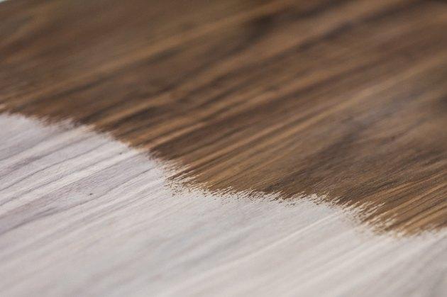 close up of hardwood floor