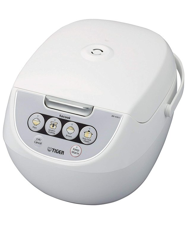 Tiger Corporation Rice Cooker, $60.99
