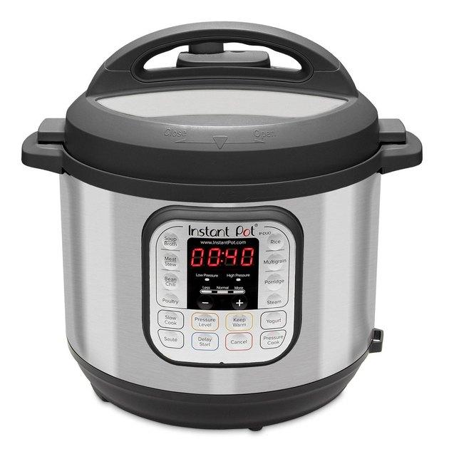Instant Pot Duo 6-Quart 7-in-1 Pressure Cooker