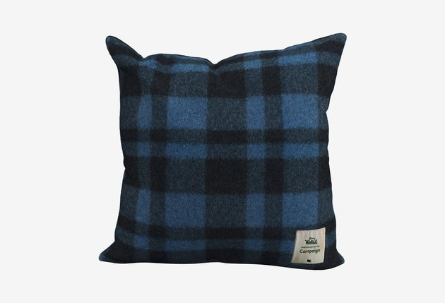 Woolrich pillow