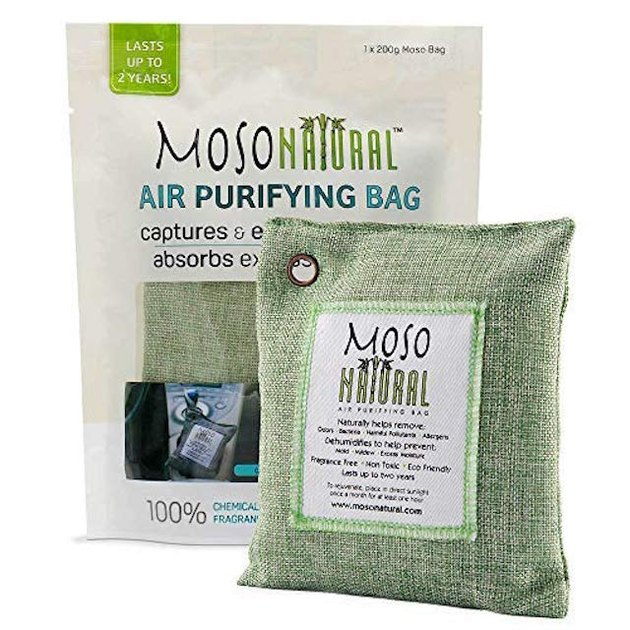 air purifying bag