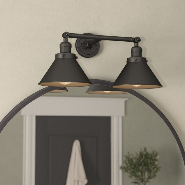 farmhouse vanity lights