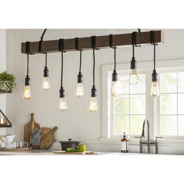 farmhouse kitchen light