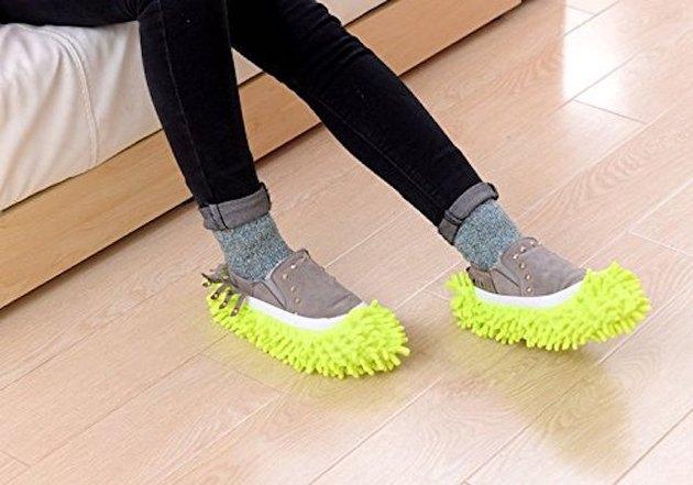 mop shoe covers