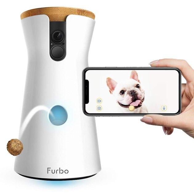 Furbo Treat Tossing Wifi Pet Camera