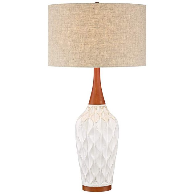 Rocco Mid-Century Modern Table Lamp