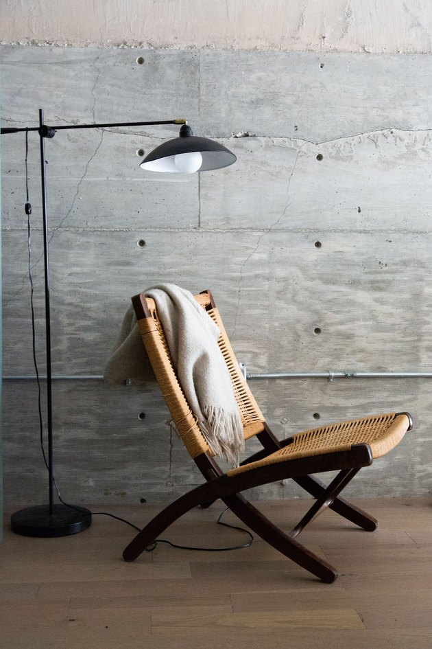 The Hans Wegner chair