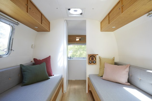 renovated airstream trailer