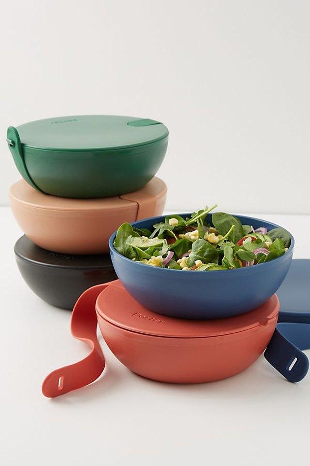 W&P Plastic Porter Storage Bowl