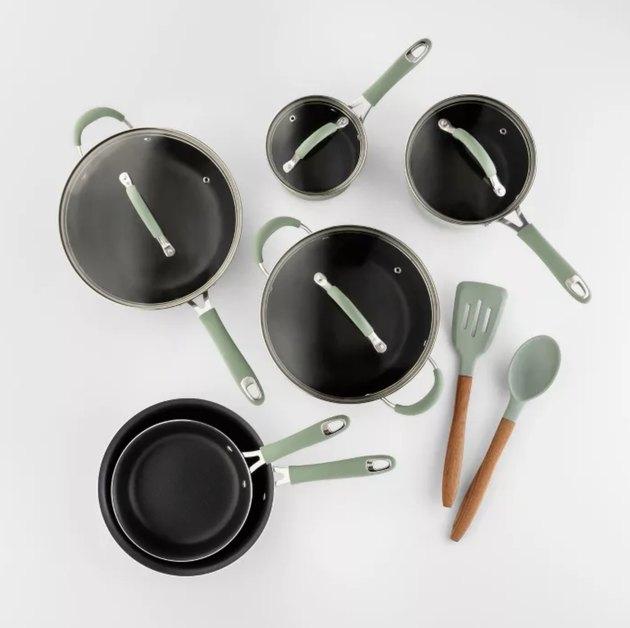 Cravings by Chrissy Teigen Aluminum Cookware Set