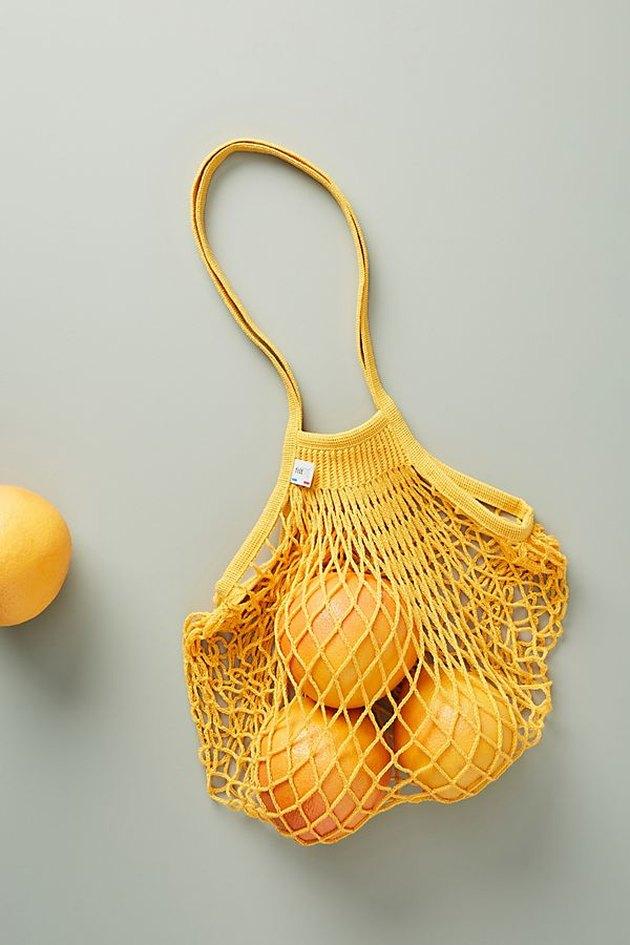 Anthropologie Filt French Market Tote Bag
