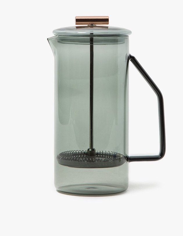 Yield Design gray french press