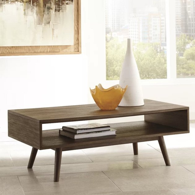 AllModern mid-century-inspired coffee table
