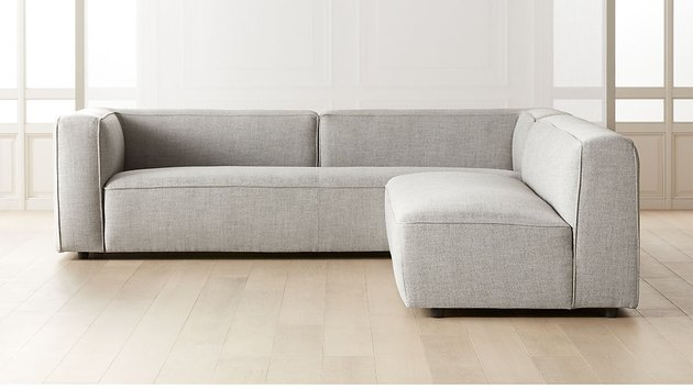 cb2 lenyx couch