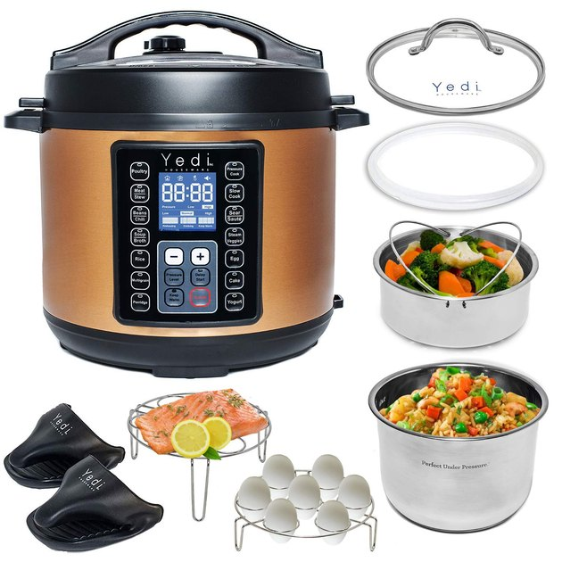 gold slow cooker