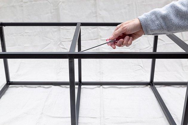 Étagère en métal IKEA