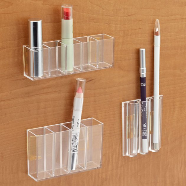 wall makeup organizer