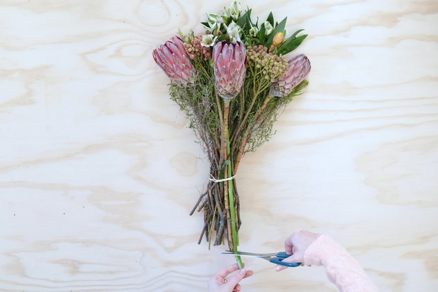 How to Wrap Store-Bought Flowers