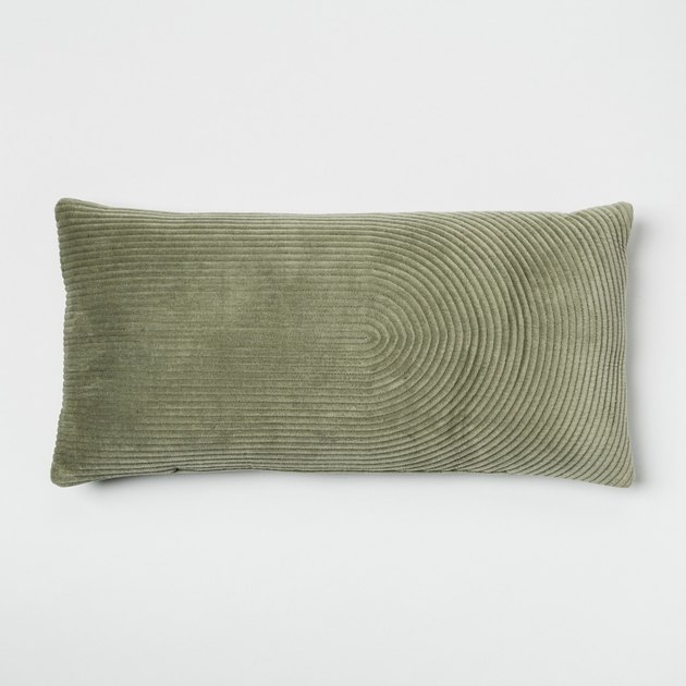 Project 62 Velvet Quilted Pillow, $18.74