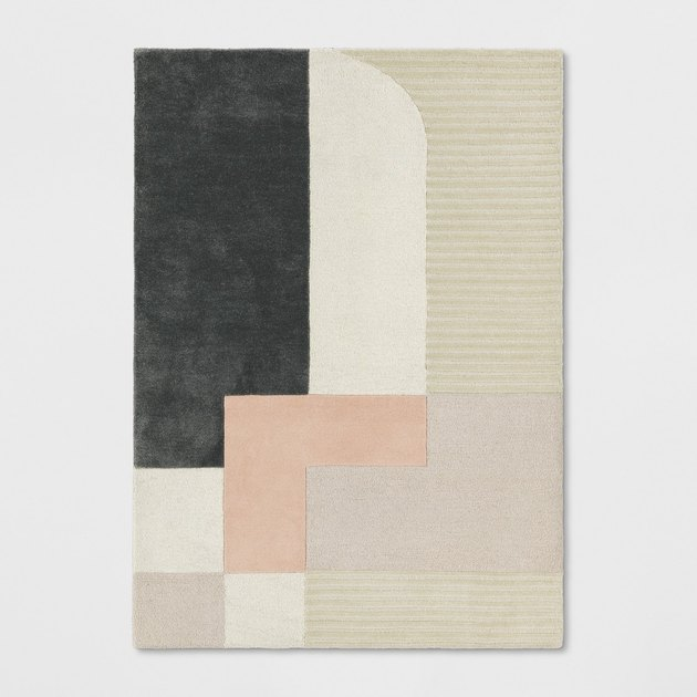 Project 62 Color Block Tufted Rug, $125.99