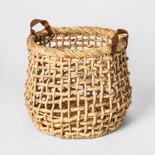 Threshold Decorative Basket, $19.99