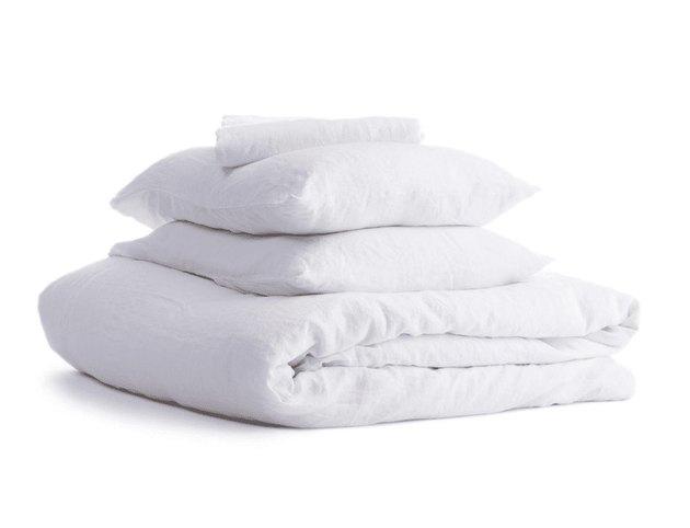 parachute linen bedding