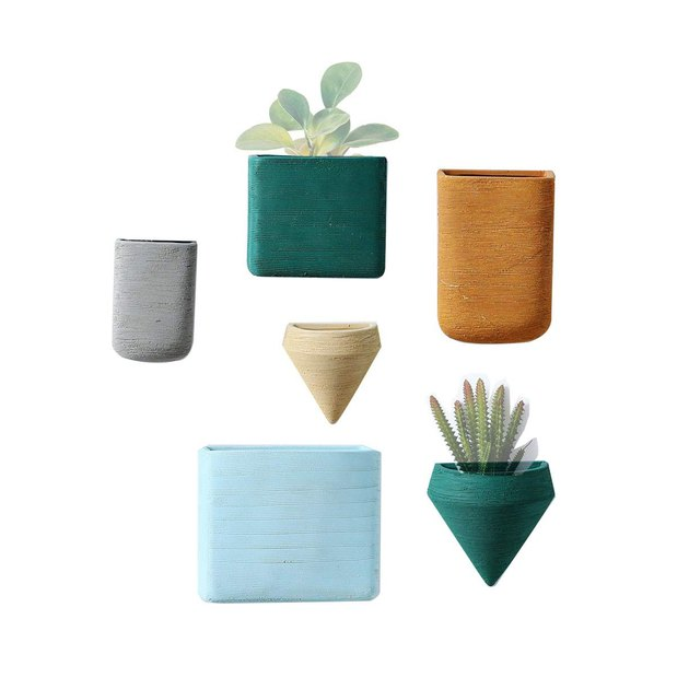 purzest wall decor planters