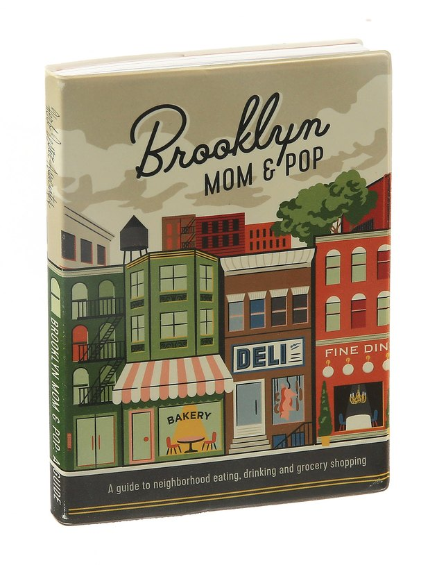 Brooklyn Mom & Pop Guide Book