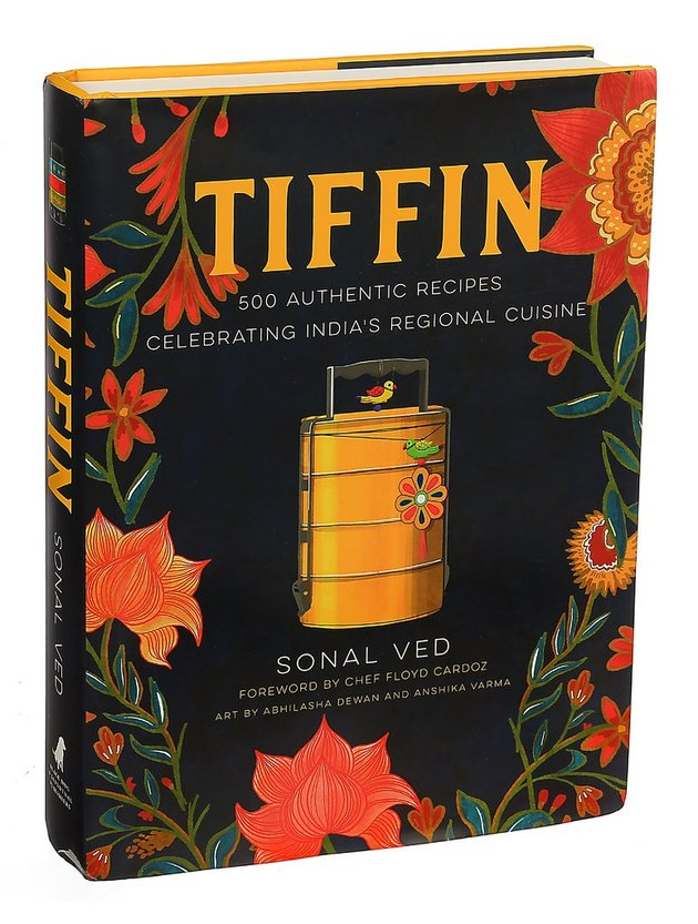 'Tiffin: 500 Authentic Recipes Celebrating India's Regional Cuisine'