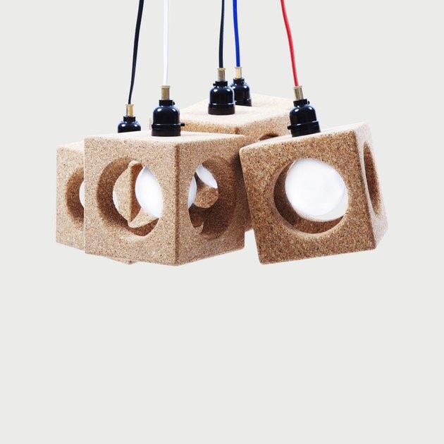 Thislexik Wormhole Pendant, $150