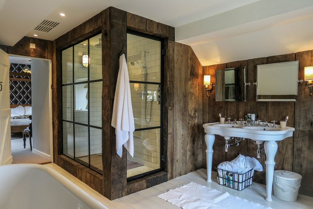 Farmhouse Shower Ideas McIntosh