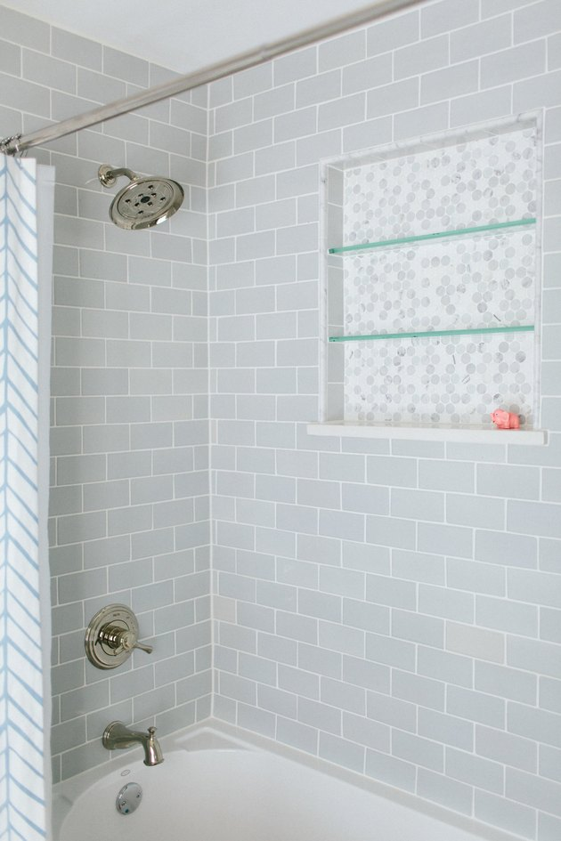 gray shower tile ideas katie marker interiors