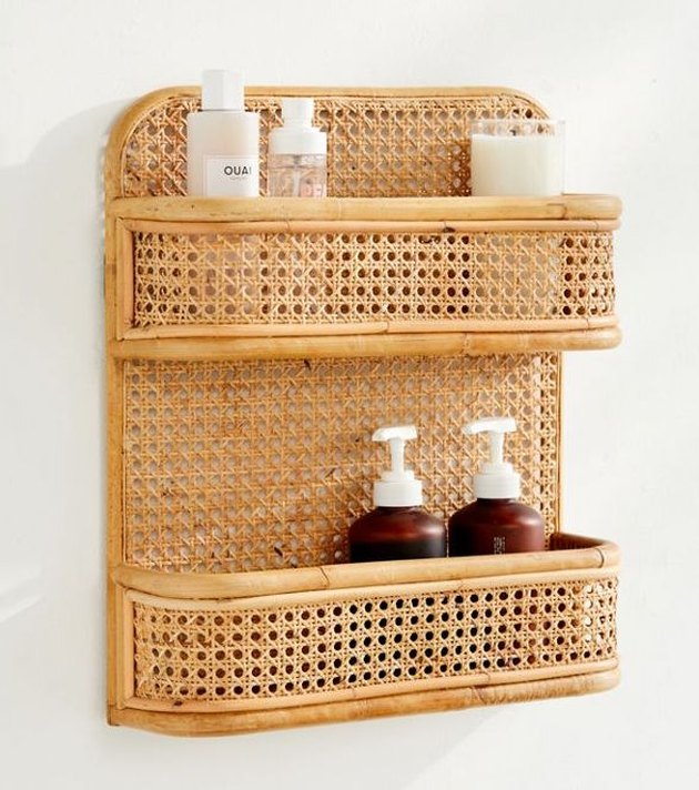 Urban Outfitters Marte Two-Tiered Wall Shelf, $59