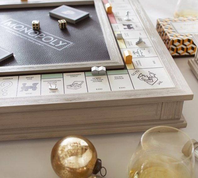 luxury edition monopoly game