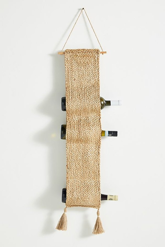 anthropologie mateo wine rack