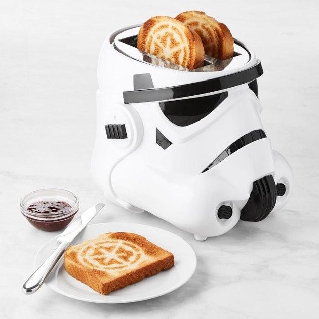 storm trooper toaster